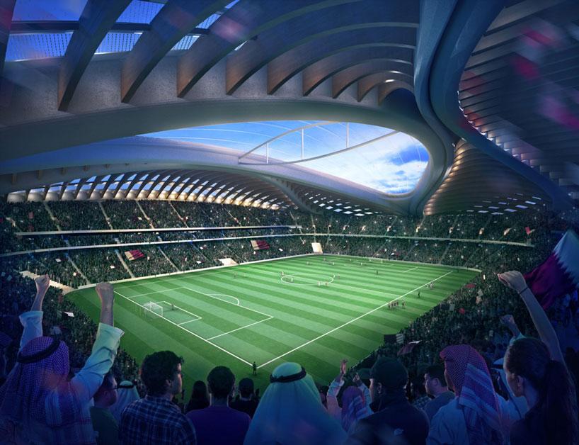 Geventileerde helmen voor bouwvakkers Qatar