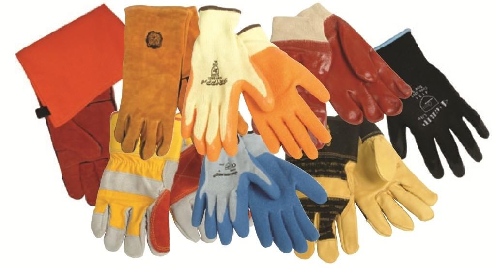 Alles over handbescherming. Superhandig!