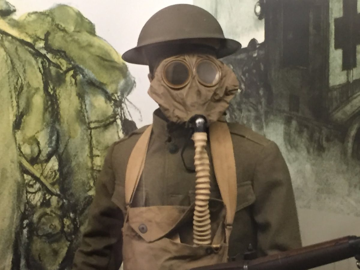 """Inspectie: """"Pas op voor gasmaskers met asbestfilters!"""""""