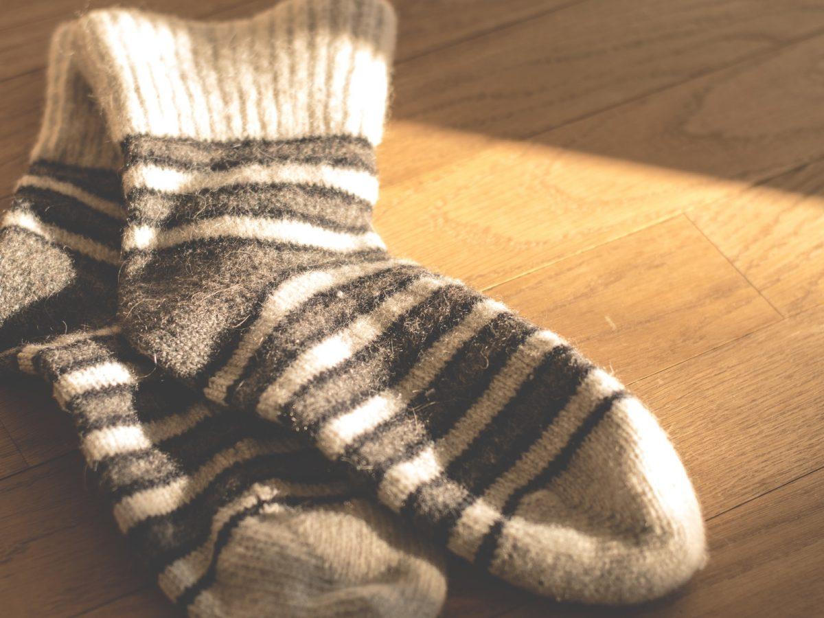 Productreview QW3 werksok: omdat echte helden op sokken lopen