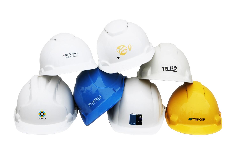 Helmen personaliseren